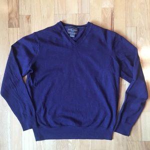 👉🏼 Men's Black Brown sweater 💥